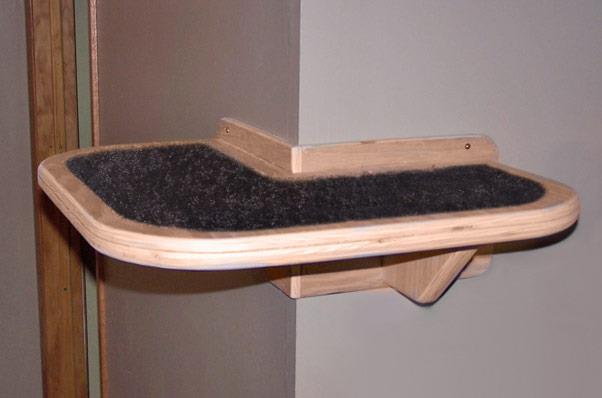 new cat wall climbing components from vertical cat. Black Bedroom Furniture Sets. Home Design Ideas