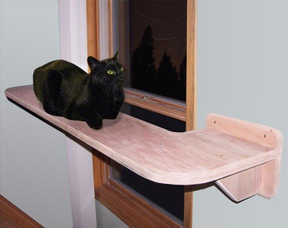 New Cat Wall Climbing Components From Vertical Cat