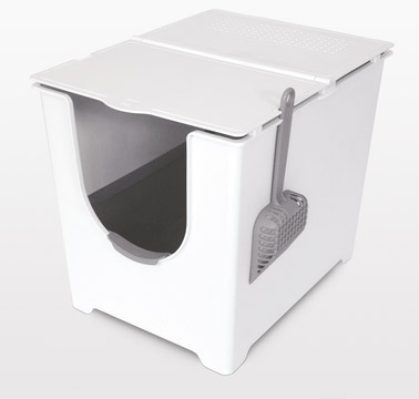 Easy Opening Cat Litter Box