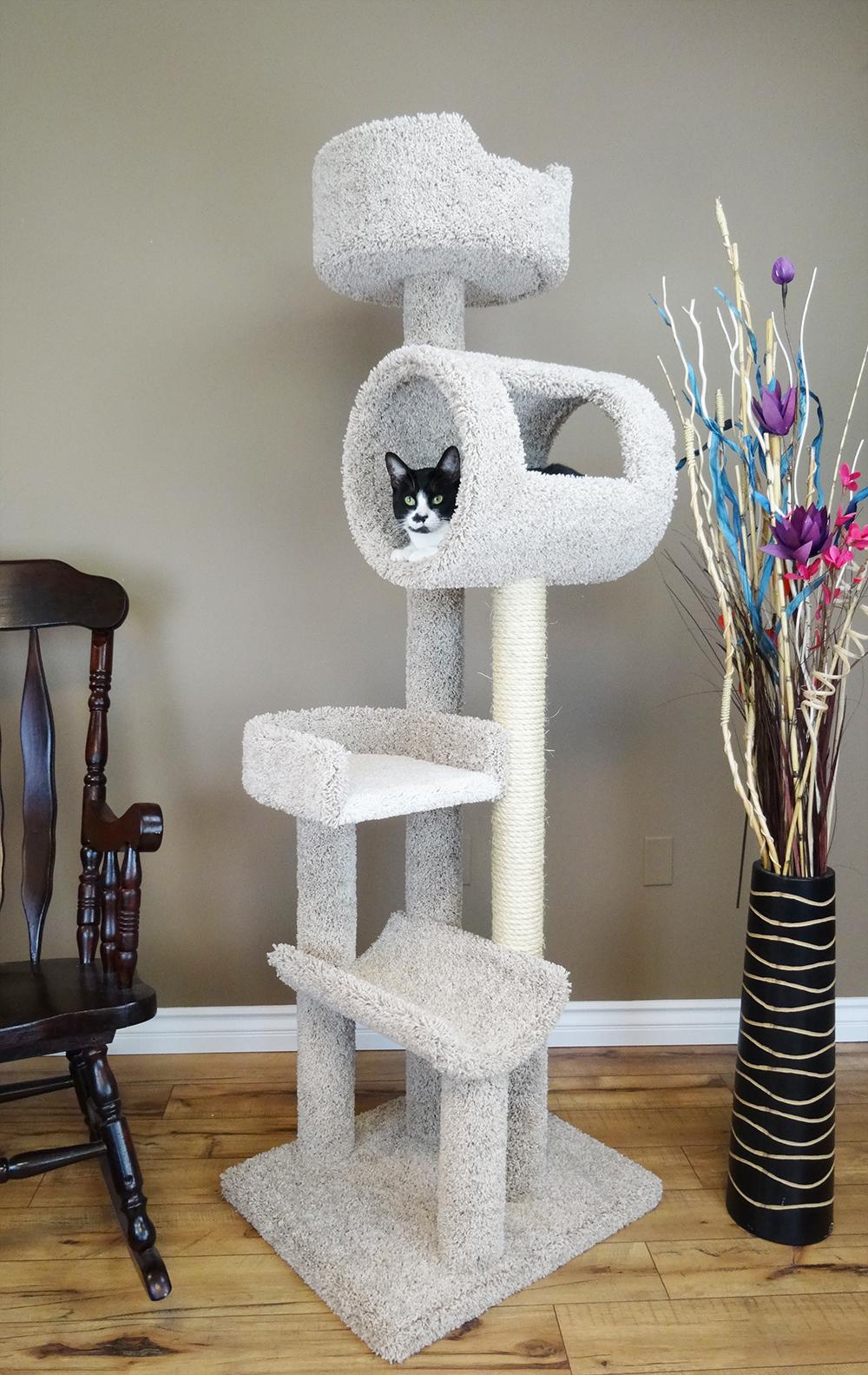Cat's Choice Deluxe Cat Play Loft**