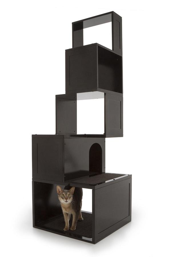 MOST MODERN & STYLISH BENGAL CAT TREE