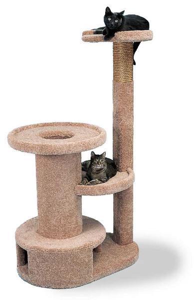 Feline Flats Cat Gym