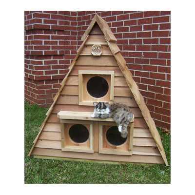 Cat Cottage Triplex