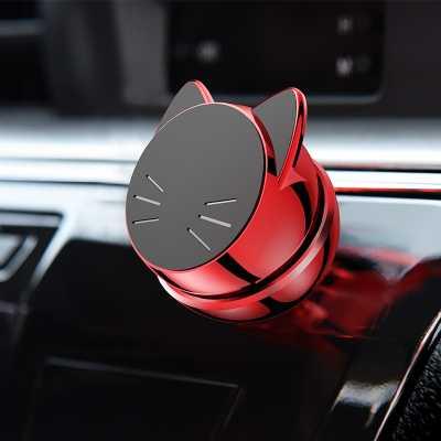 Universal Magnetic Cat Car Phone Holder