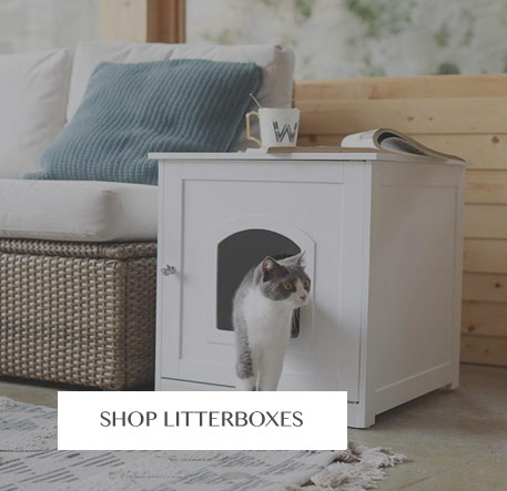 Shop Cat Litterboxes