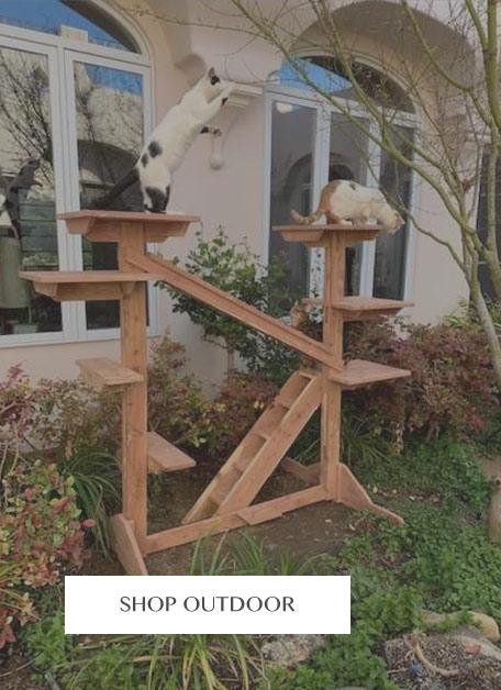 Shop Outdoor Cat Furniture