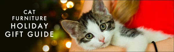 cat furniture holiday gift guide