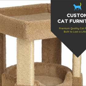 When only the best will do - CatsPlay's SIGNATURE Cat Furniture Line