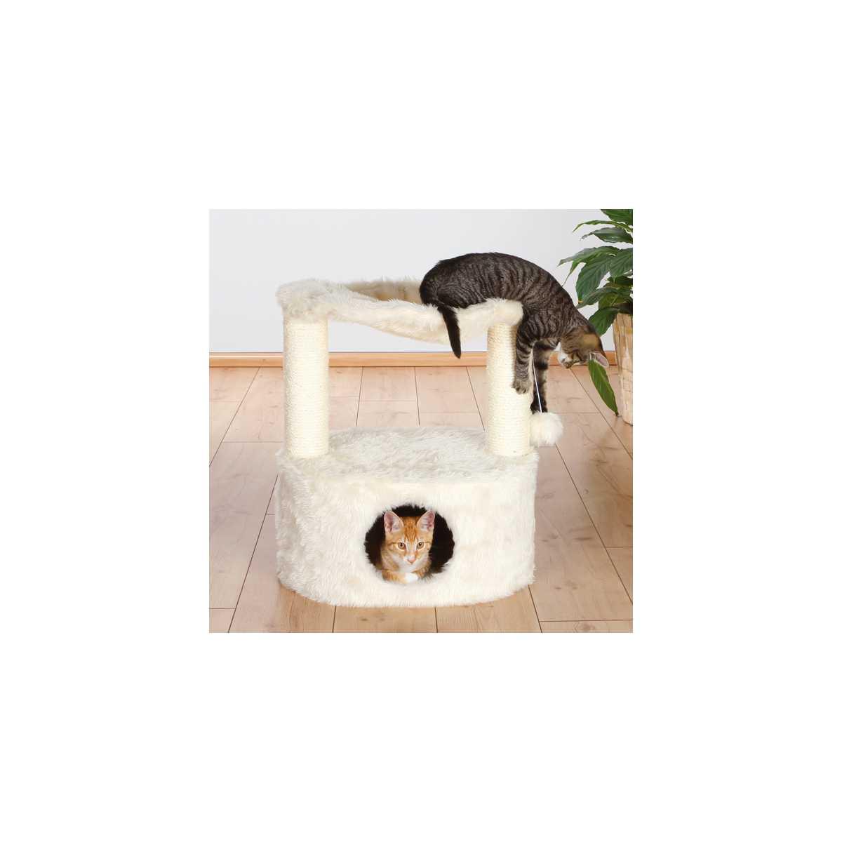 Bazaboom Cat Condo Amp Hammock