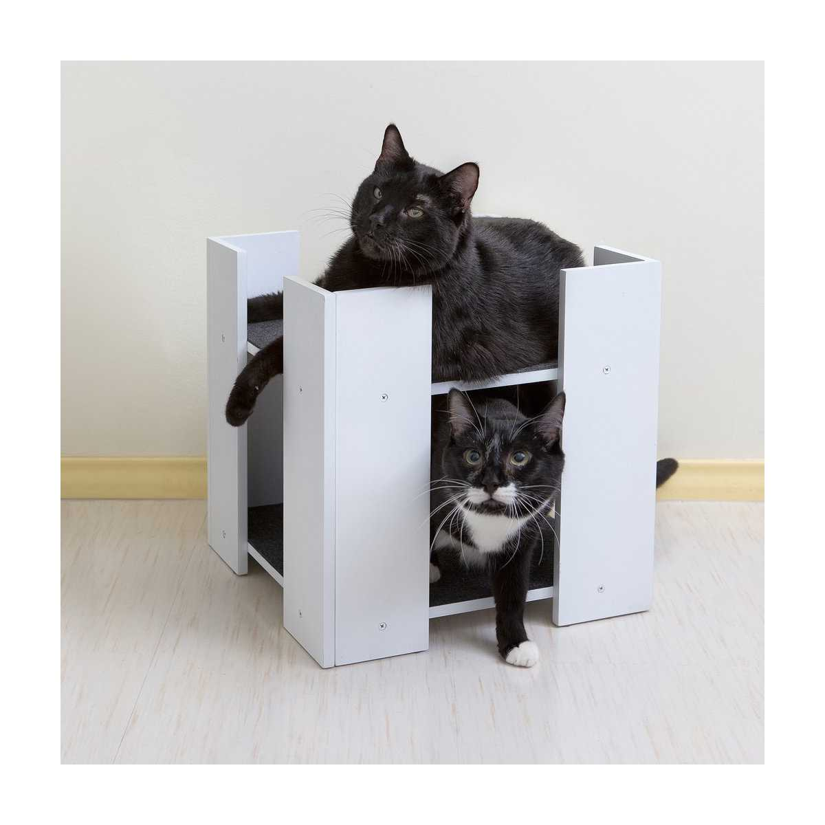 Cubitat Multi Level Cat Bed Amp Hideaway