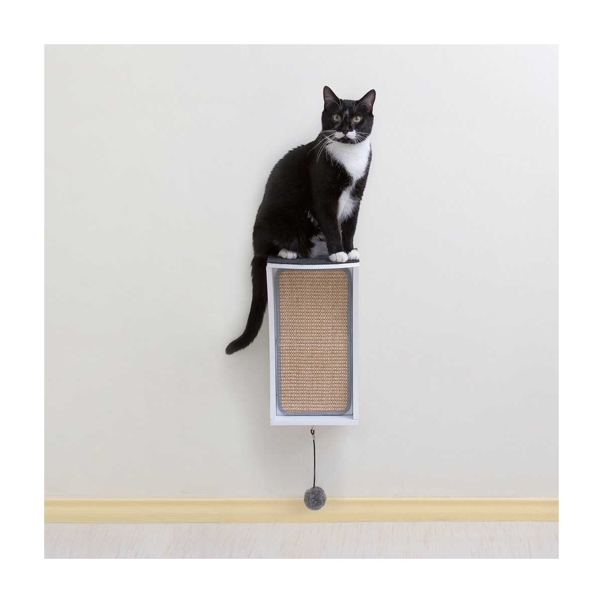 Modern Cat Wall System 3 Piece Combo Kit Catsplay Superstore