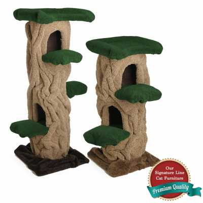 Kitty Hollow Cat Tree - FLASH SALE - One Only