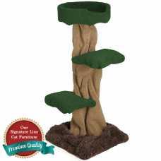 Mushroom Cat Tree with Tub