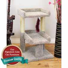 Cat's Choice 32 Inch Double Level Cat Tree **