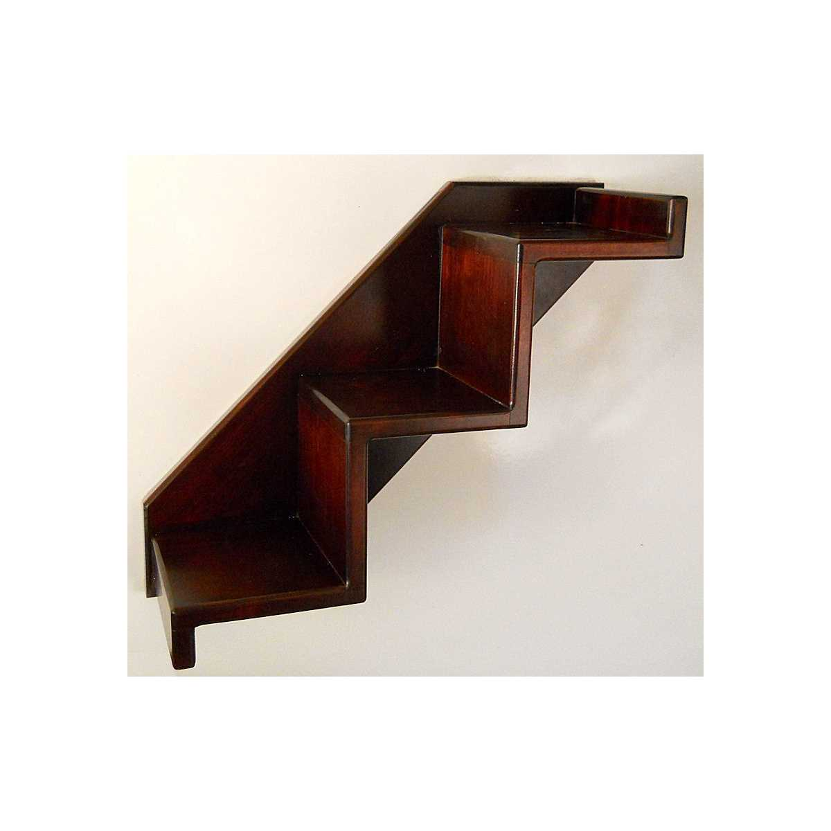 Solid Wood Cat Wall Climbing Stairs