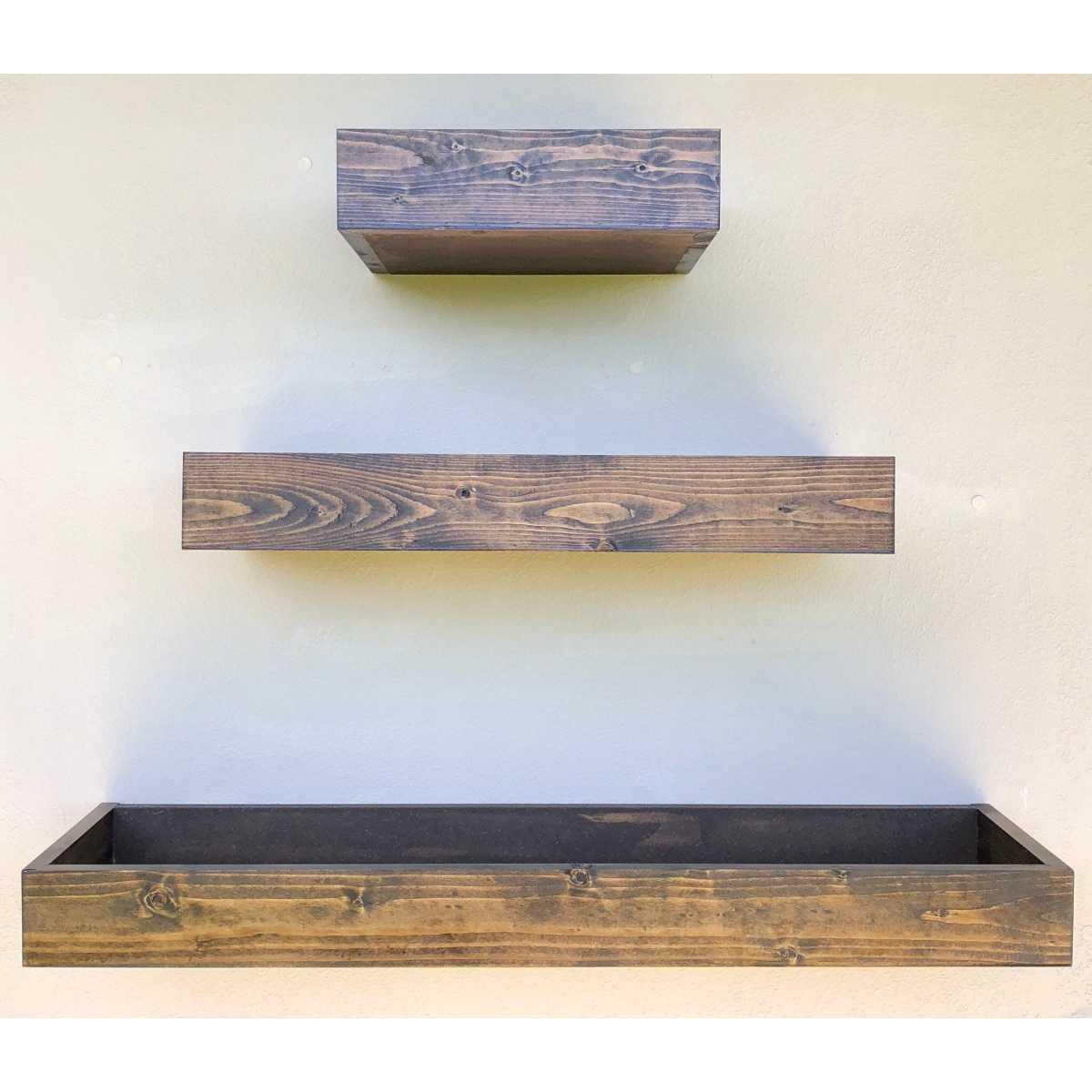 kitty wall shelves