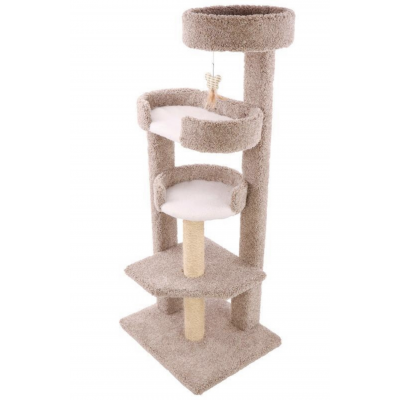 Sleepytime Treetop Cat Tree - 089742 Image
