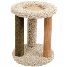 Kitty Carpet Playground-n-Lounge Cat Scratching Perch