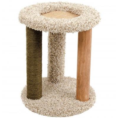 Kitty Carpet Playground-n-Lounge Cat Scratching Perch