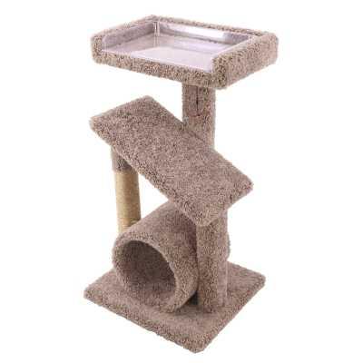 City Bistro Cat Tree with Feeding Tray - 089741 Image