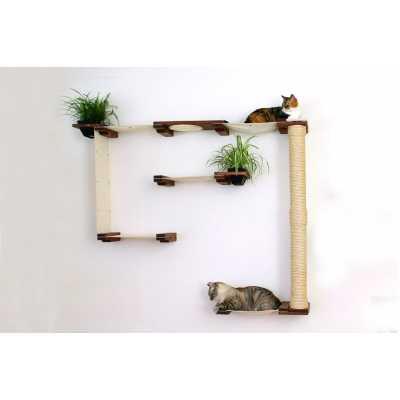 The Cat Mod - Mini Garden Complex