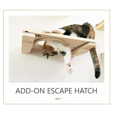 The Cat Mod - 18 inch Escape Hatch