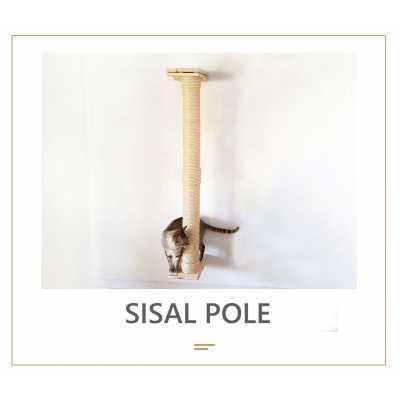 The Cat Mod - Sisal Pole