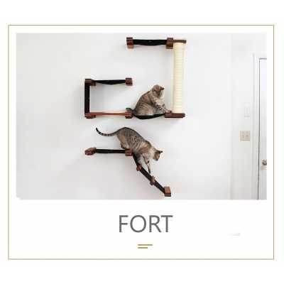 The Cat Mod - Deluxe Fort
