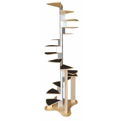 Spiral Cat Staircase Tree