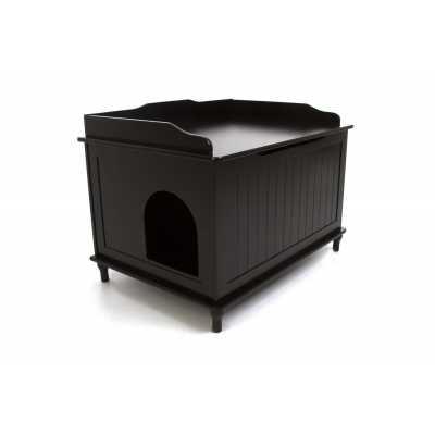 Jumbo Catbox Litter Box Enclosure