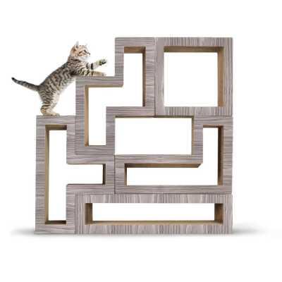 Modular Cat Tree - Wood Drift