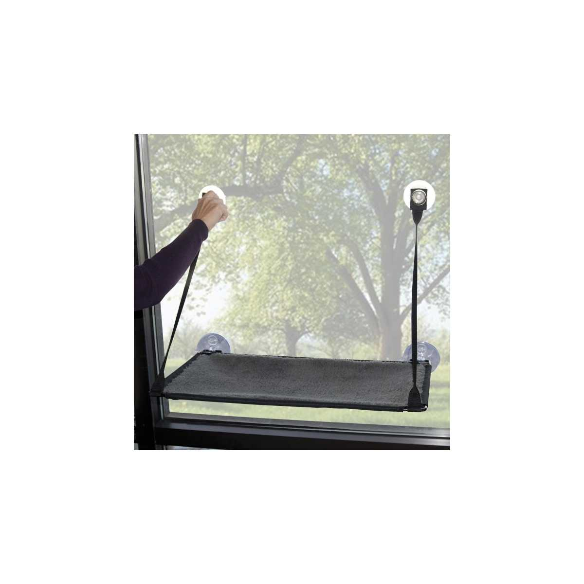 K Amp H Pet Products Kitty Sill Ez Window Mount Kh9091