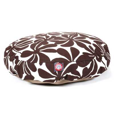 Plantation Round Cat or Pet Bed in Multiple Sizes & Colors