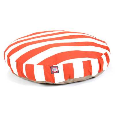 Vertical Stripe Cat or Pet Bed in Multiple Sizes & Colors