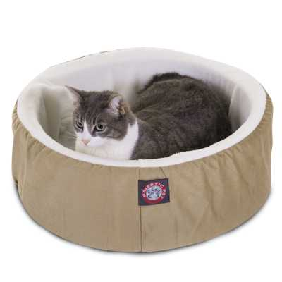 Small 16 Inch Cat Cuddler Cat Bed