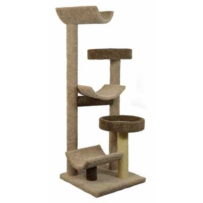 Five Tier Picasso MF-77 Cat Gym