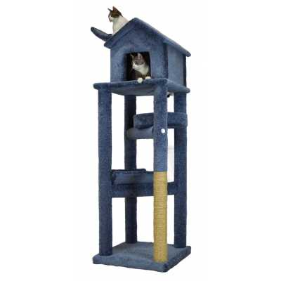 Treehouse Cat Gym - 78 inches