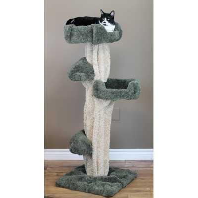 Cat's Choice Large Cat Play Tree - Green