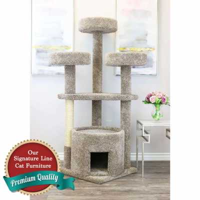 Large Breed Cat Condo Tower