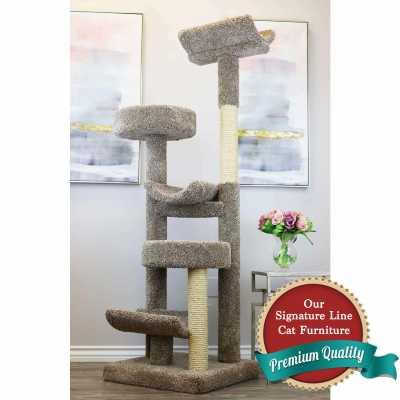 Triple Cradle Cat Tower