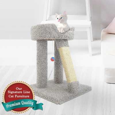 Raised Sleeper Cat Tub Perch