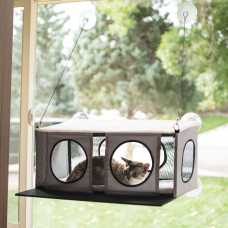 K&H Pet Products EZ Mount Cat Penthouse