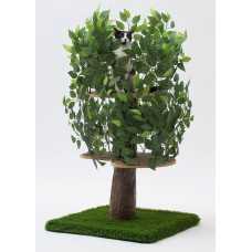 Luxury Cat Tree (Medium) - Square Base