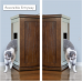 Deluxe Cat Litterbox Cabinet - Modern Style