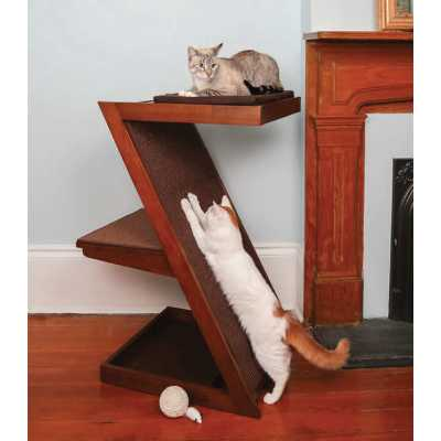 Tranquil Cat Bed Lounge and Scratcher