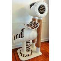 KTP Ivory Mohave Cat Gym