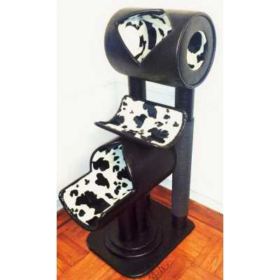 KTP Black and White Cat Gym
