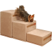 Royal - 3 Step Pet Stair Ramp (21 inches tall)