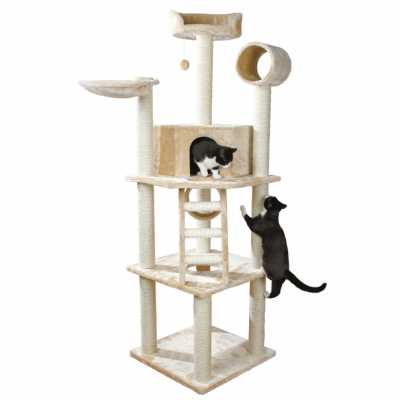 Montego Cat Scratching Post Gym