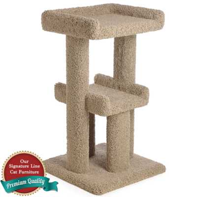 36 inch Lazy Lounge Cat Tower